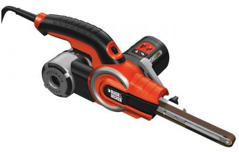 BLACK and DECKER KA902EK pásová bruska HOBBY