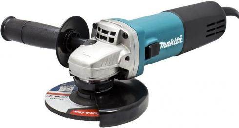 MAKITA 9558HNRG úhlová bruska 125mm (840 W) PROFI