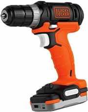 BLACK and DECKER BDCDD12S1 aku vrtačka HOBBY