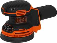 BLACK and DECKER BDCROS18N aku excentrická bruska HOBBY