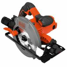 BLACK and DECKER CS1550K kotoučová pila HOBBY