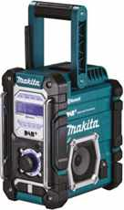 MAKITA DMR112 aku rádio DAB s Bluetooth (IP64) PROFI